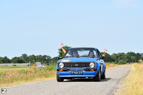 Zomerse Sampark Rally goed voor 17.000 euro