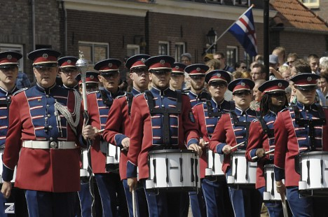 Drumband Hasselts Fanfare tijdens Streetparade 2019