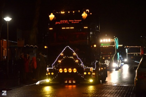 Genemuiden verwelkomt Trucks by Night